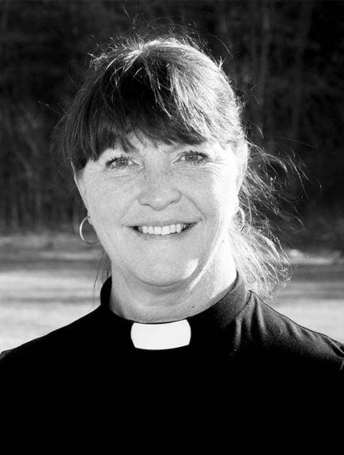 Helen Friberg, regional kyrkoledare Region Svealand