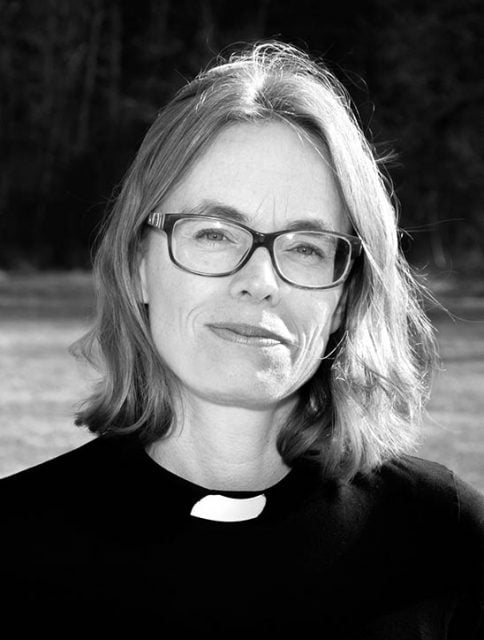 Jenny Dobers, regional kyrkoledare Region Stockholm