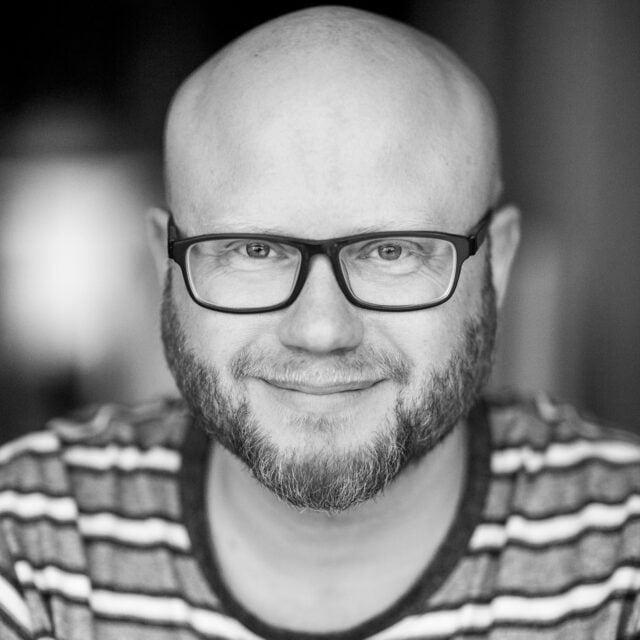 Joakim Eriksson - webbansvarig