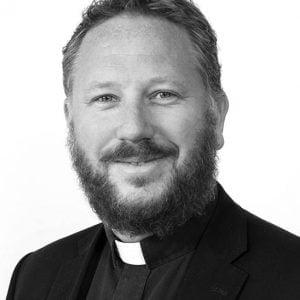 Lasse Svensson, kyrkoledare Equmeniakyrkan