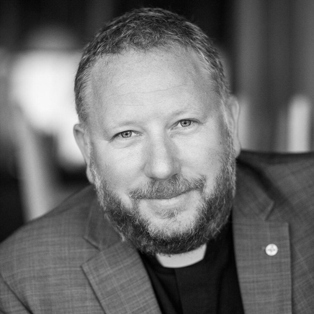 Lasse Svensson - kyrkoledare