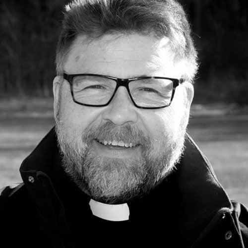 Peter Bernhardsson, regional kyrkoledare Region Öst