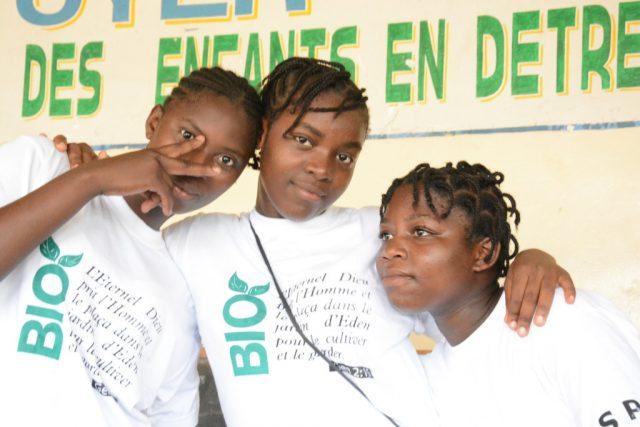 Projekt - Barn på barnhem i Kongo-Brazzaville