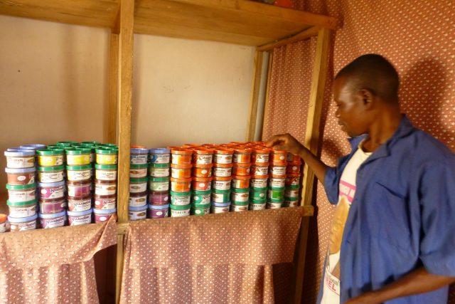 Projekt - stöd med mat och ekonomi