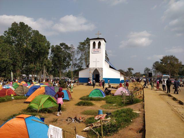 Projekt - Kyrka i Kongo-Brazzaville