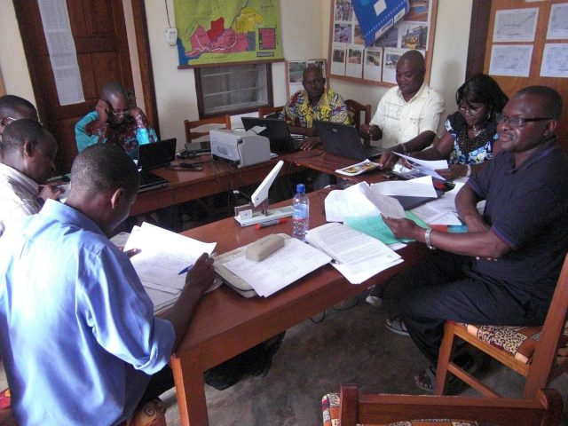 Projekt - församlingsstyrelse
