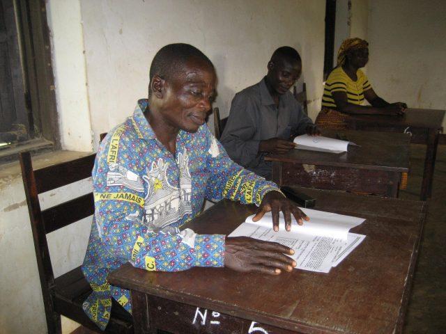 Projekt - Utbildning av pastorer och evangelister