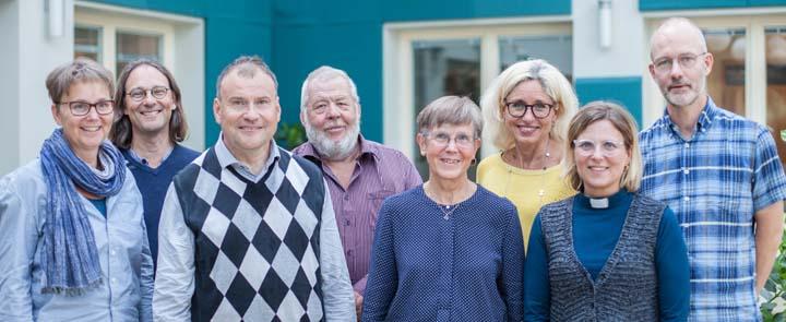 Teologiska rådets medlemmar