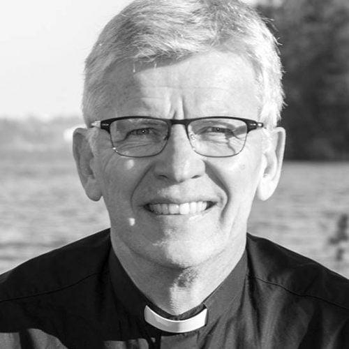 Tomas Hammar, regional kyrkoledare Region Väst