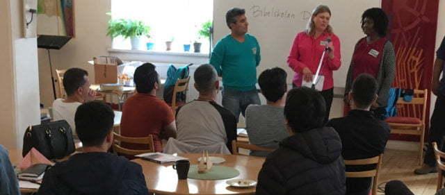 """Anmäl dig till vårens bibelskola """"Bibelskolan Dela"""" i Sundsvall"""