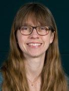 Susanne Rodmar - kyrkostyrelsens ordförande