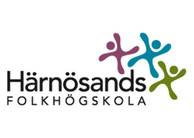 Logotyp - Härnösands Folkhögskola
