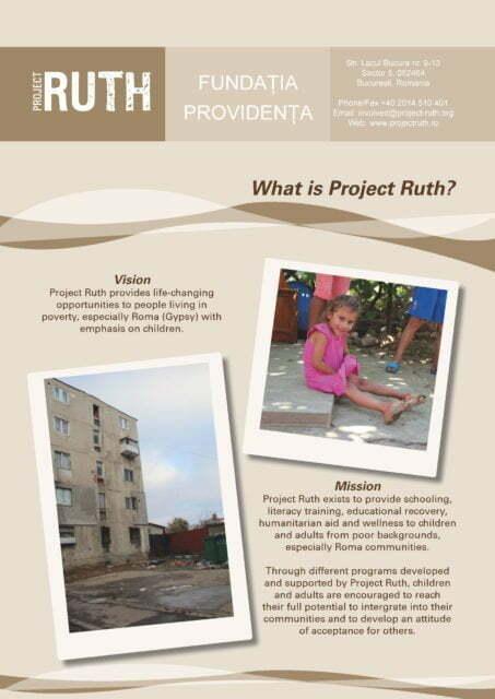 Projekt Ruth - folder
