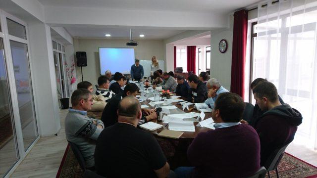 Utbildning om religionsfrihet i Centralasien