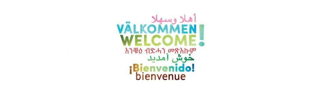 Logotyp Boken Välkommen