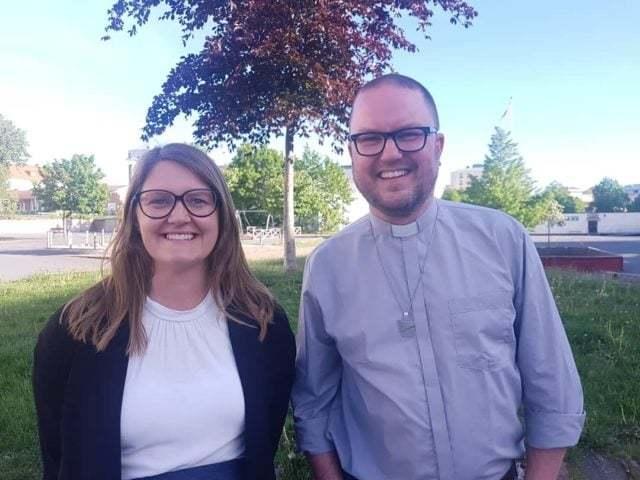 Två nya regionala kyrkoledare i Nord och Väst