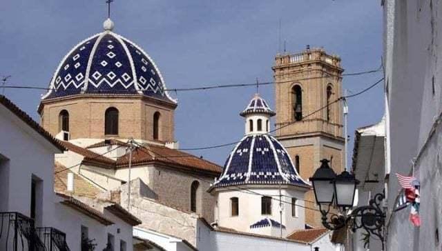 Församlingsutveckling i Spanien