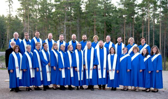 Nya medarbetare i regionens församlingar