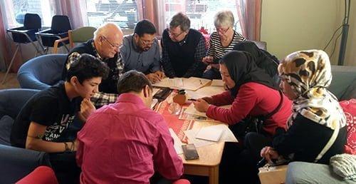 Motion 3: Konsekvensrapport om flyktingmottagande i församlingarna – 2019