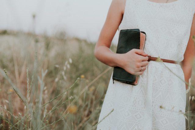 Bibelstudium för fastan – Gud är grön