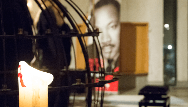 Nominera till Martin Luther King-priset