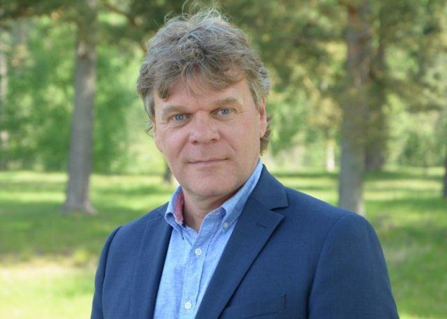 Pär Alfredsson, chef för nationella enheten