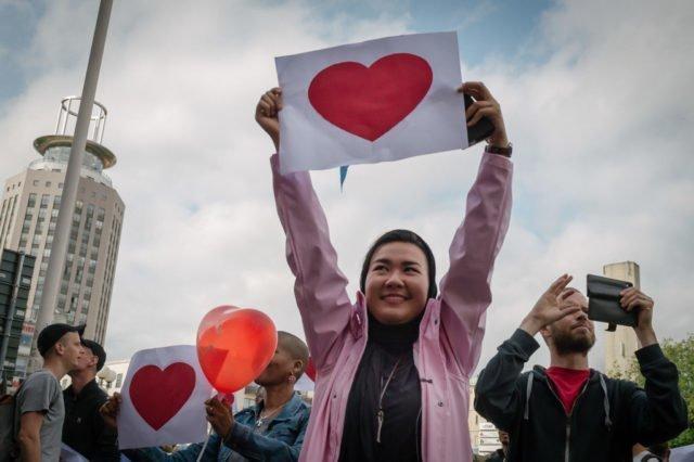 Martin Luther King-priset 2018 till Fatemeh Khavari