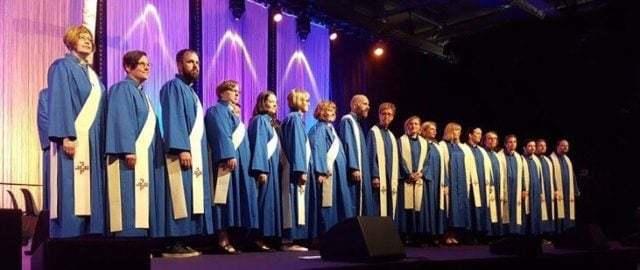 Bön och offerdag för pastors- och diakonutbildningen