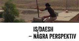 IS-Daesh – högaktuellt tema i ny studiebok