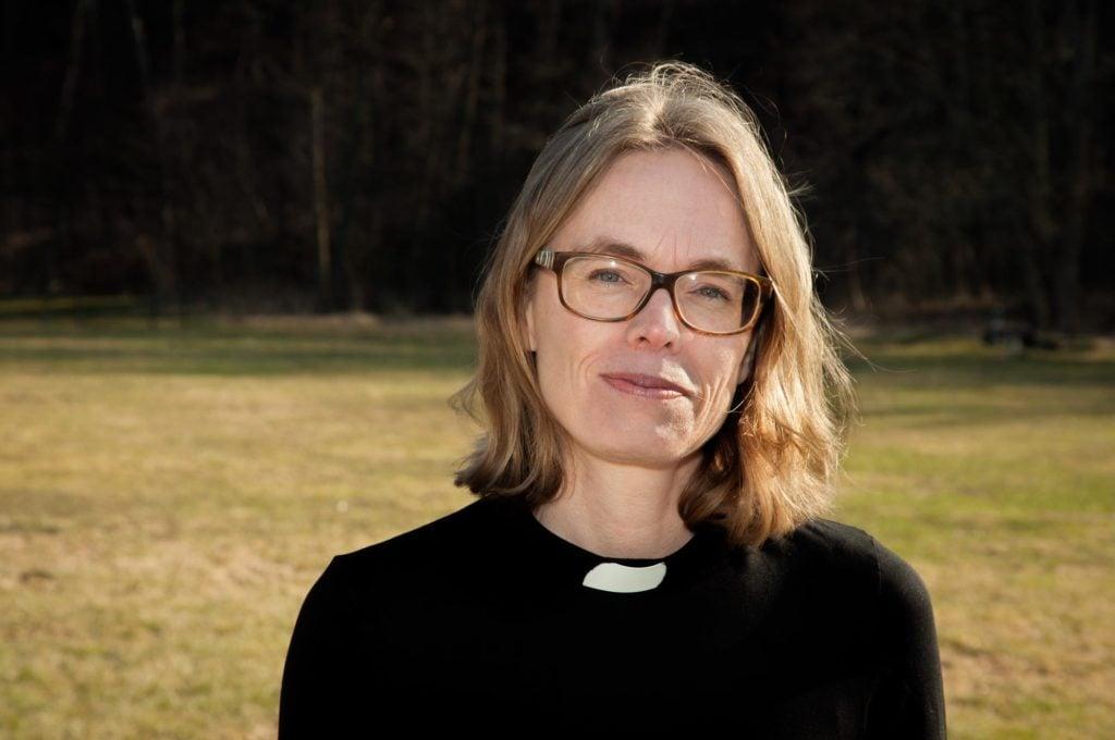 Jenny Dobers, regional kyrkoledare
