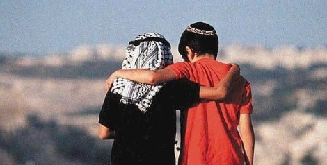 jewish-palestinian-friends