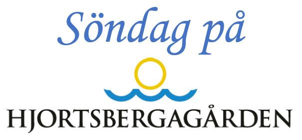 Söndag på Hjortsbergagården