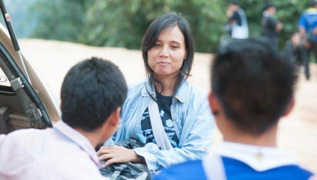 Församlingsutveckling i Thailand