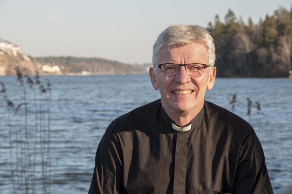 Tomas Hammar, regional kyrkoledare