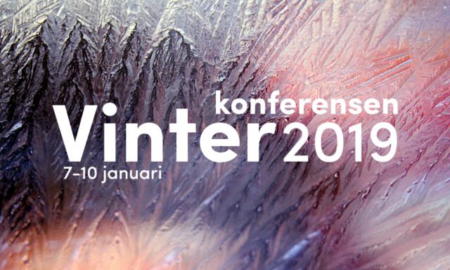 Sök bidrag till vinterkonferensen 2019