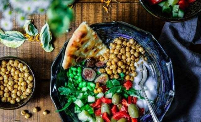 Mat och fika på kyrkokonferensen 2019