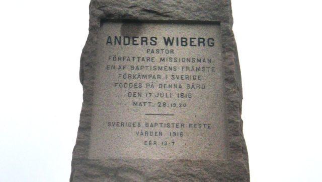 200-årsminnet av Anders Wiberg