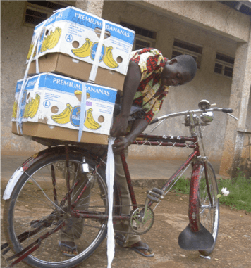 Bananlåda Kongo