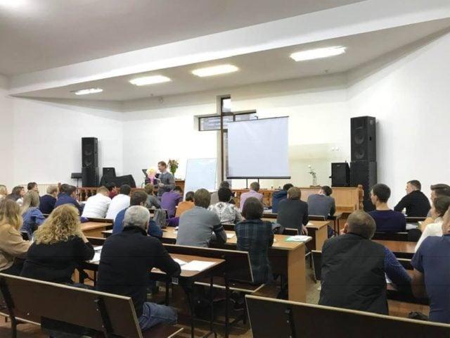 Föreläsning i teologi
