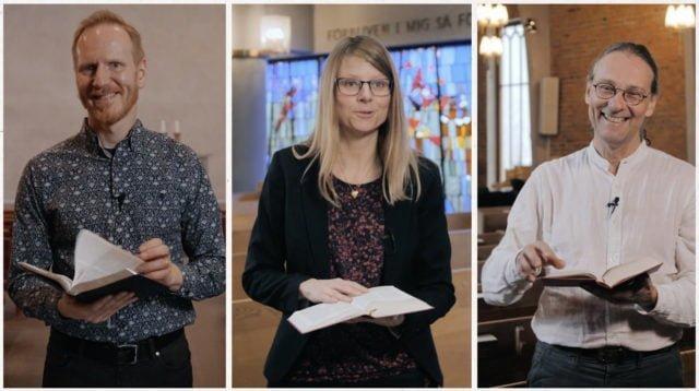 Tre teologer om Apostlagärningarna