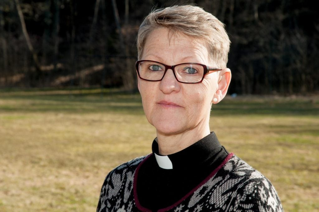 Charlotte Thaarup, regional kyrkoledare