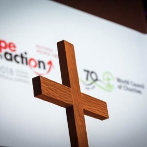 Ekumenisk Helg Uppsala Kors Hope Action
