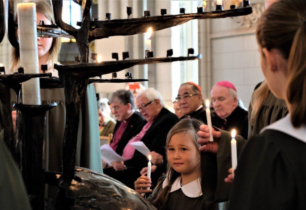 Ekumenisk Helg Uppsala Ljuständning