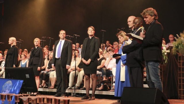 Ny tjänst för samordning av församlingsgrundande arbete