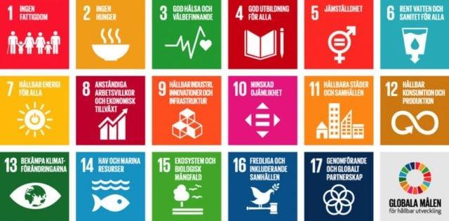 Equmeniakyrkan och Agenda 2030