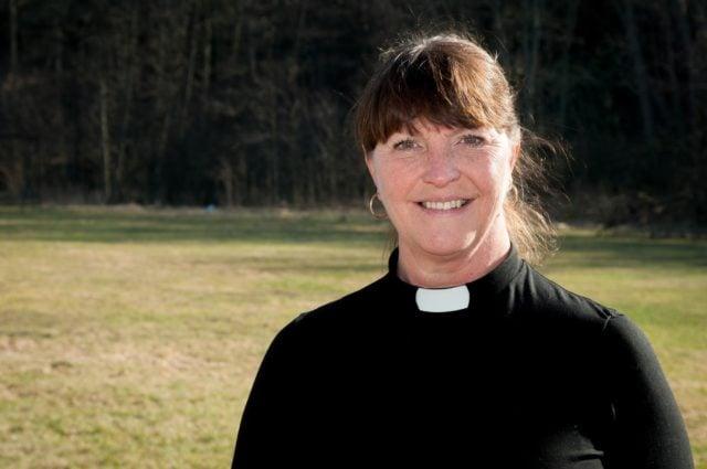 Helen Friberg, regional kyrkoledare