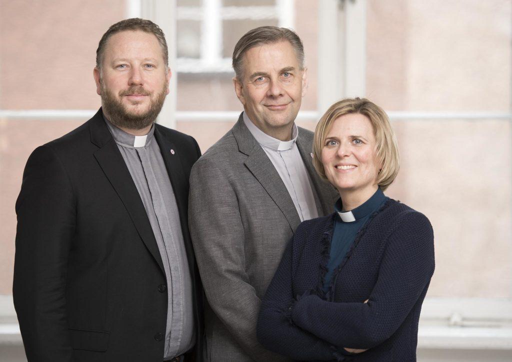 Lasse Svensson, Olle Alkholm, Sofia Camnerin