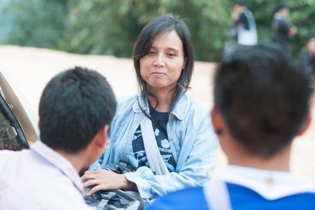 Mali, evangelist i Thailand