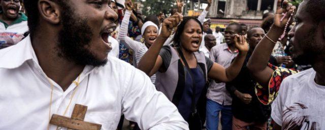 Be för Kongo!