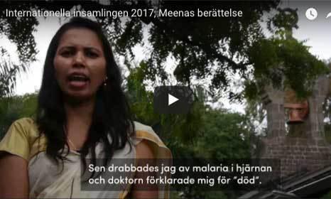 Meena – pastor i Indien